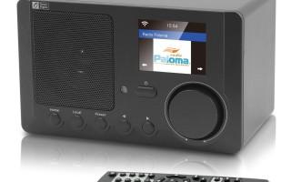Интернет радиоприёмник с Wi-Fi