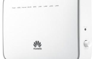 Выбор, подключение и настройка модема Huawei