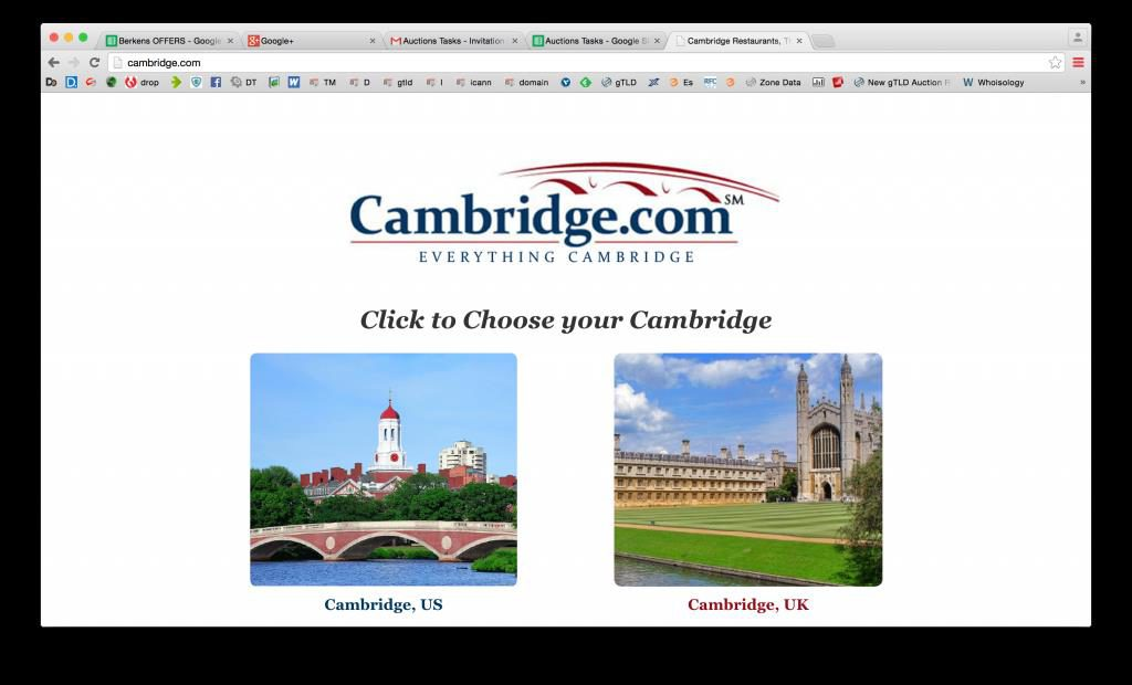 Выбор страны на сайте