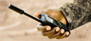 Использование спутникового телефона