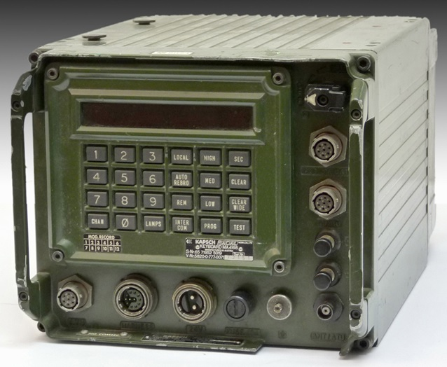 Армейская радиостанция