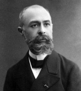 Физик А.Э. Беккерель