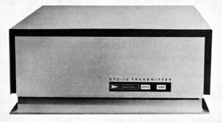 Первая факс-машина Dacom
