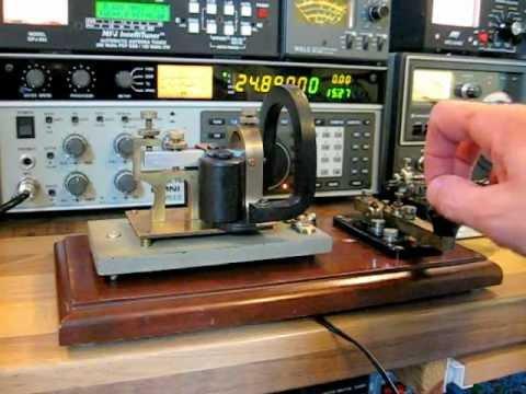 Электрический тип телеграфа