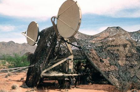 Станция тропосферной радиорелейной связи