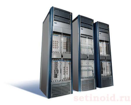 Корпоративная Cisco CRS-1