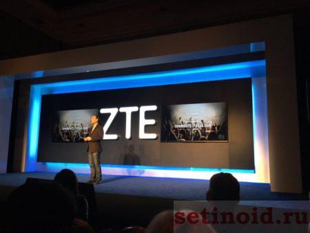 Компания ZTE