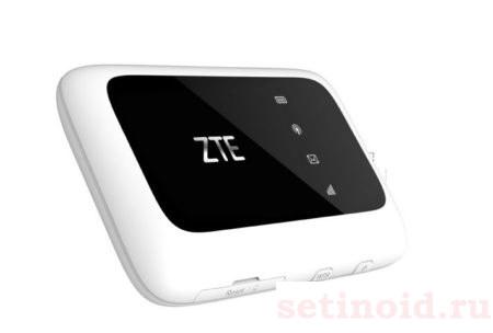 Мобильный модем ZTE